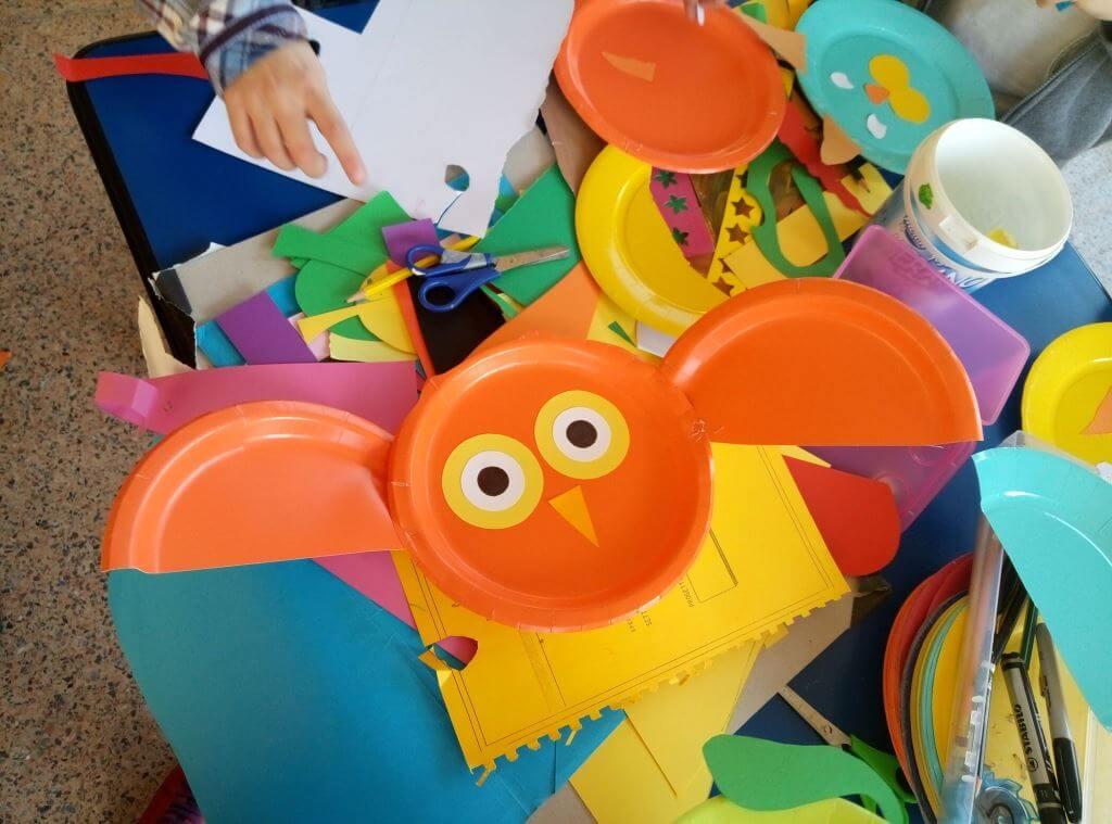 Animazione per bambini a tema Harry Potter: laboratorio per creare simpatici animali di carta