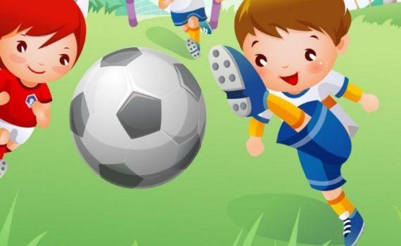 Festa a tema calcio