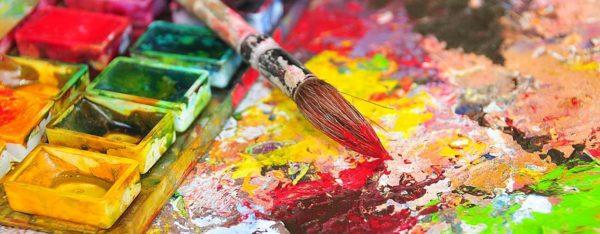 La valigia dei colori: corso di arte e creatività per bambini