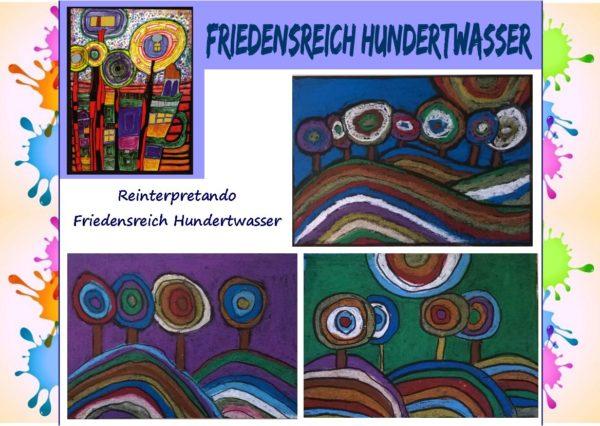 Come i grandi artisti: reinterpretando Friedensreich Hundertwasser