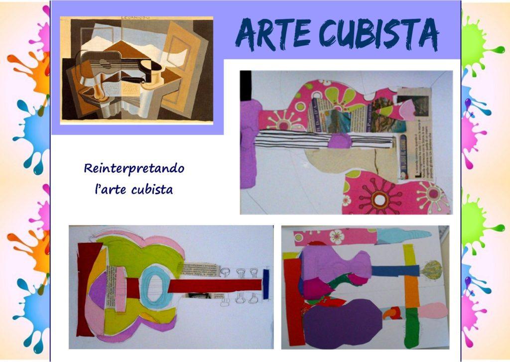 Come i grandi artisti: reinterpretando l'arte cubista