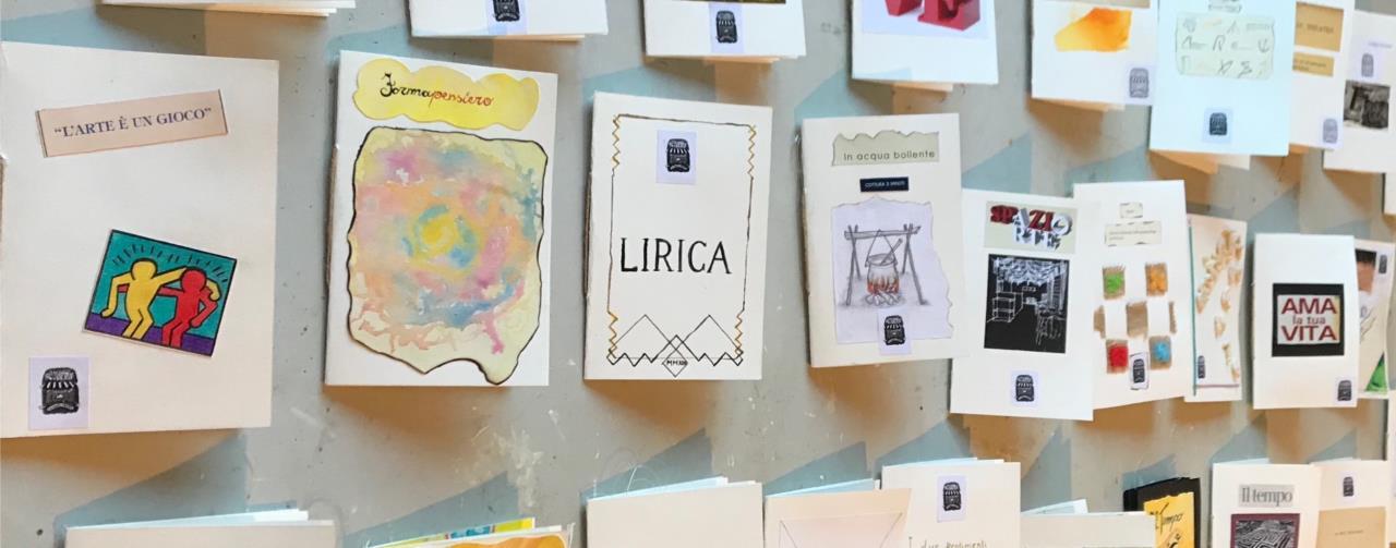Laboratorio libro artista