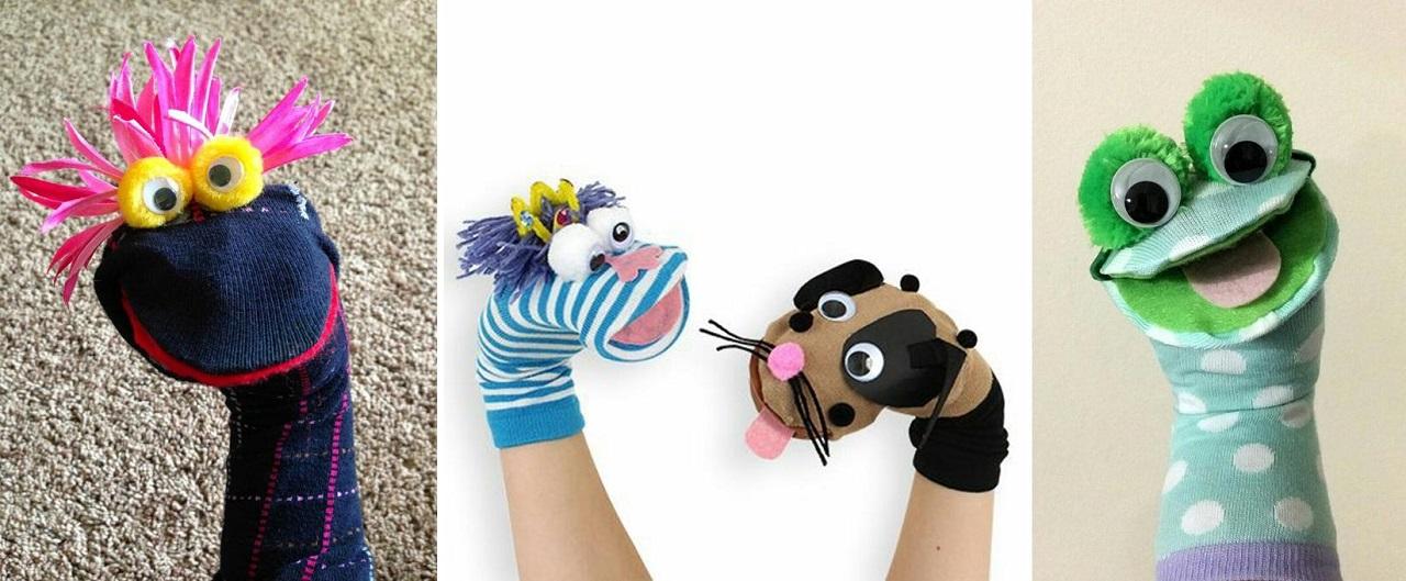 Costruire Marionette Con Le Calze Atelier Sottosopra