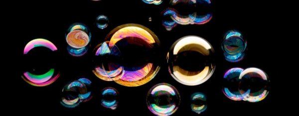 spettacolo bolle sapone
